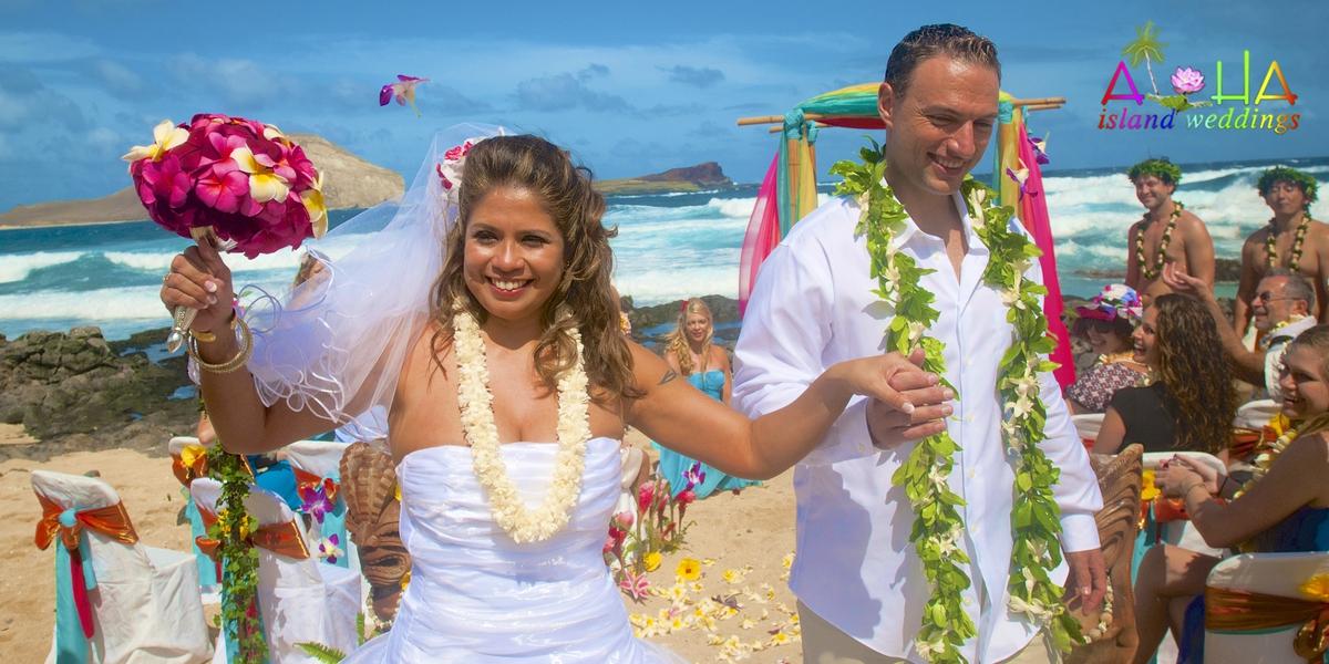 Hawaii Beach Weddings Affordable Hawaiian Wedding Packages