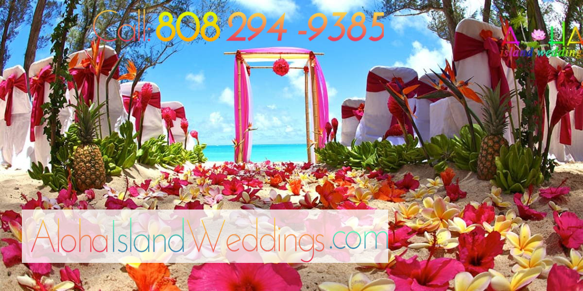 Hawaii beach weddings affordable hawaiian wedding packages feel the mystic of naturally native hawaii beach weddings or inspired enchanted lovely vow renewal packages junglespirit Image collections